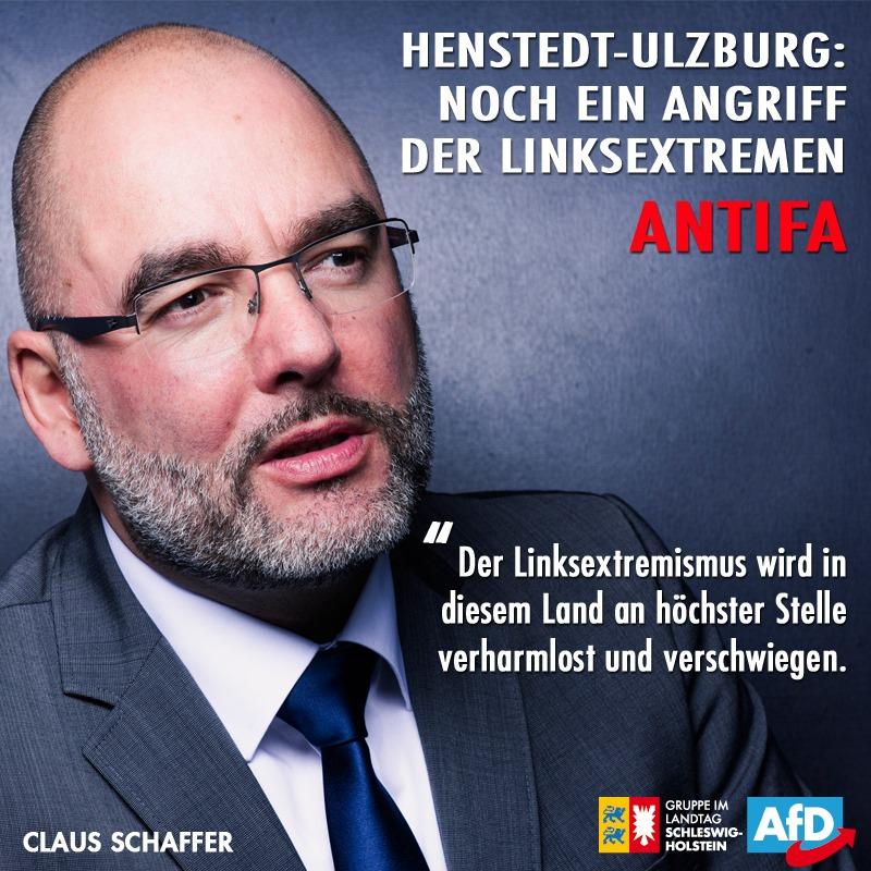 Gewalt gegen AfD-Veranstaltung in Henstedt-Ulzburg